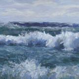 Summer Sea Prints by Julian Askins