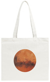 Planet Mars Tote Bag Tote Bag by  gn8