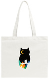 Eye on Owl Tote Bag Tote Bag by Andy Westface