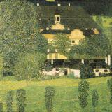 Schloss Kammer am Attersee Giclee Print by Gustav Klimt
