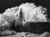 The Lighthouse Photographic Print by Alejandro Garcia Bernardo