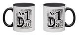 No. 1 Dad Mug Mug