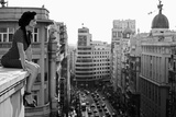 Mad Madrid Photographic Print by Alejandro Marcos