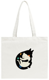 More Hugs Less Fights Tote Bag Tote Bag by Andy Westface