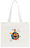 Lonely Planet Tote Bag Tote Bag by Andy Westface