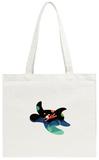 Ocean Roaming Tote Bag Tote Bag by Andy Westface