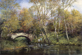 Autumn II Giclee Print by Clive Madgwick
