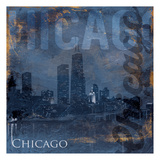 Chicago Prints by Jace Grey