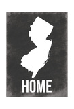 New Jersey Home Art by Jace Grey