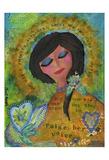 Raise Her Voice Pósters por Cherie Burbach