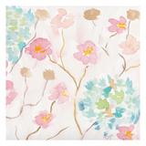 Soft Blooms II Poster par Beverly Dyer