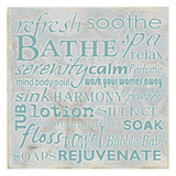 Coral Bath Type 1 Posters by Carole Stevens