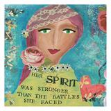 Spirit Prints by Cherie Burbach