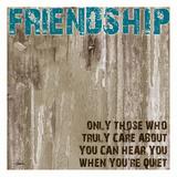 Friendship Grunge PF Prints by Diane Stimson