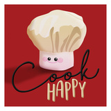 Cook Happy Prints by Jace Grey