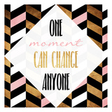 One Moment Posters by Jace Grey