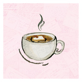 Coffee Time 3 Posters by Kimberly Allen