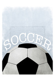 Soccer Love 2 Posters by Marcus Prime