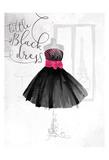 Little Black Dress Prints by OnRei OnRei