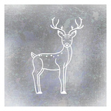 Silver Forest 3 Posters by Kimberly Allen