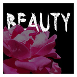 Beauty Poster by Sheldon Lewis