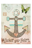 Vintage Sea 3 Posters by Melody Hogan