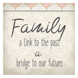Family Begins 2 Posters by Kimberly Allen