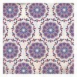 Mandala Pattern Prints by Kimberly Allen