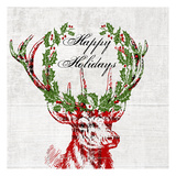 Hello Deer 3 Art by Sheldon Lewis