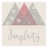 Simplicity Prints by Jelena Matic