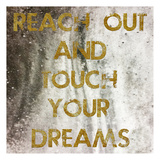 Touch Your Dreams Prints by Sheldon Lewis