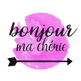 Bonjour Ma Cherie Prints by Jelena Matic