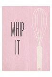 Whip It Posters by Kimberly Allen