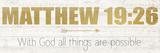 Matthew 19 Prints by Kimberly Allen