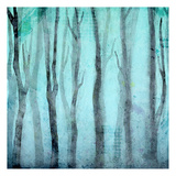 In the Trees Posters by Kimberly Allen
