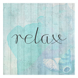 Relax Time 1 Prints by Kimberly Allen
