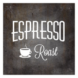 Espresso 1 Posters by Kimberly Allen