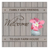 Welcome Print by Sheldon Lewis