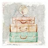 World Traveler 1 Posters af Kimberly Allen