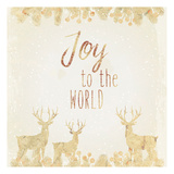Joy To The World Prints by Kimberly Allen
