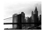 Downtown Manhattan 2 Posters by Jeff Pica
