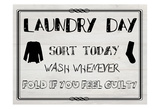 Laundry Day 1 Posters by Sheldon Lewis