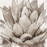 Cereus Echeveria - Fawn Art by Tania Bello