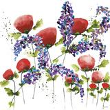 Floral Celebration I Prints by Jean Picton