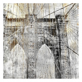 In the City 1 Print by Kimberly Allen