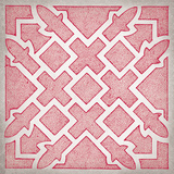 Ancient Geometry V Prints by Maria Mendez