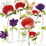 Floral Abundance I Prints by Jean Picton