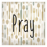 Eat Pray Love 2 Prints by Kimberly Allen