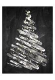 Chalkboard Tree 1 Prints by Victoria Brown