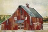 Barn Silo - Midland Art by Mark Chandon